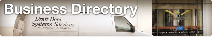 Business Directory Page Banner