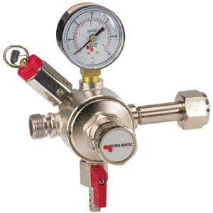 Primary CO2 Regulator Add-On
