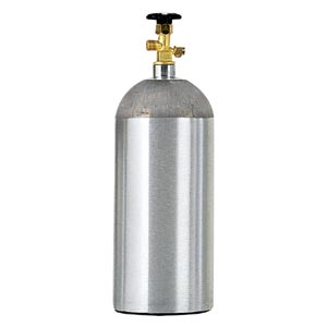 5 lb. CO2 Cylinder ( Empty )