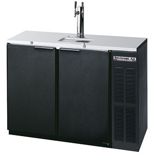 Kegerator - Beverage-Air 2 Keg