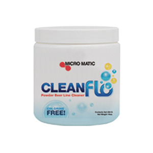 Clean Flo Powder - 16 Oz. Tub