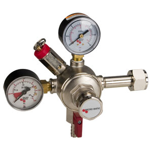 Primary Double Gauge - CO2