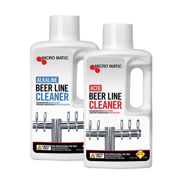 Beer Line Cleaning Chemicals