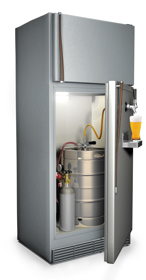 Build Your Own Kegerator Conversion Kit