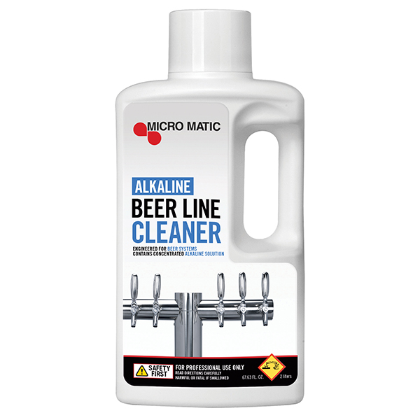 Alkaline Liquid Beer Line Cleaner