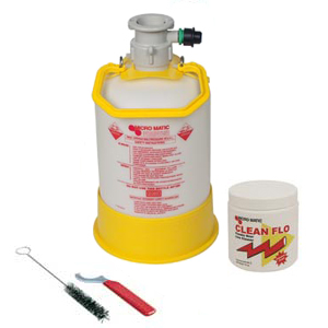 Cleaning Kit - D System - 1 3 Gallon (5 Liter)