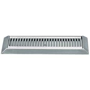 "16"" Bevel Edge Drip Tray, S/S"