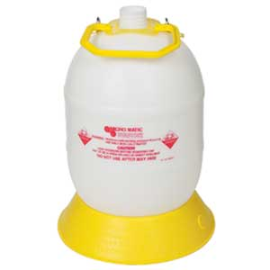 Cleaning Bottle - 3.9 Gallon