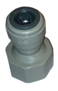 "3/8"" Water Inlet Connector"