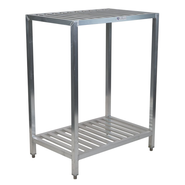 Aluminum Power Pack Rack - Large