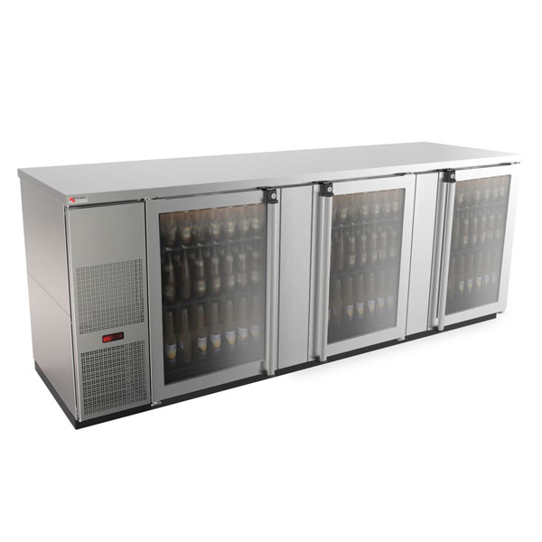Back Bar - Pro-Line E-Series 5 Keg