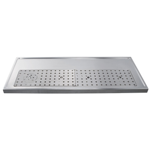 "47-1/4"" Glass Rinser Tray"