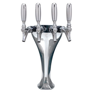 Cobra - Glycol Cooled - 4 Faucets