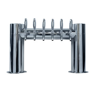 "Metropolis ""H"" - 6 Faucets - Air"