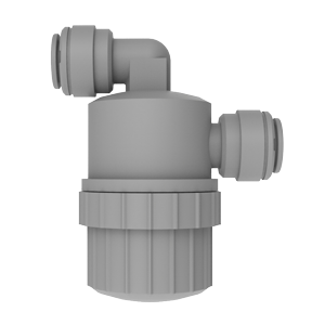 Filter Strainer / Accumulator