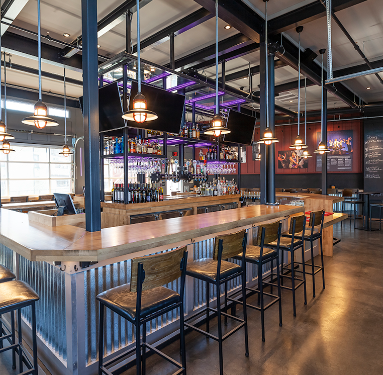 "Stacking ""The Deck"" With Craft Beer: A Custom Tower for a Full-Service Restaurant & Bar"