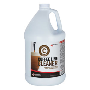 Liquid Coffee Line Cleaner - 128 Oz. Bottle