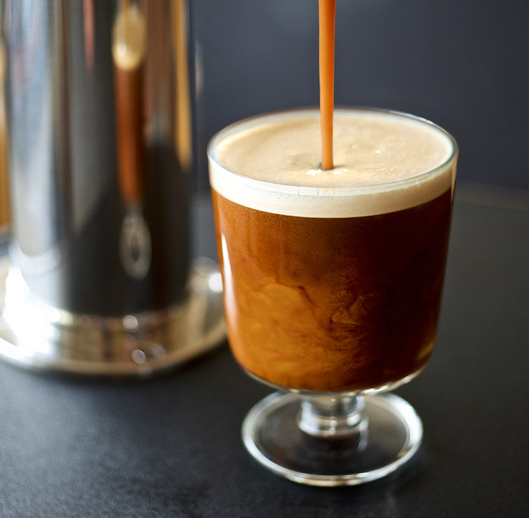 Cold Brew Coffee on Tap: Serving Innovation