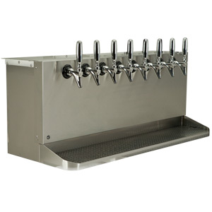 Under Bar Dispensing Cabinet