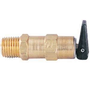 Pressure Relief Valve - 1200 series plastic gas distributors