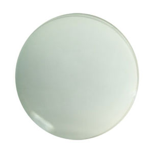 60mm Fish Eye Clear Medallion