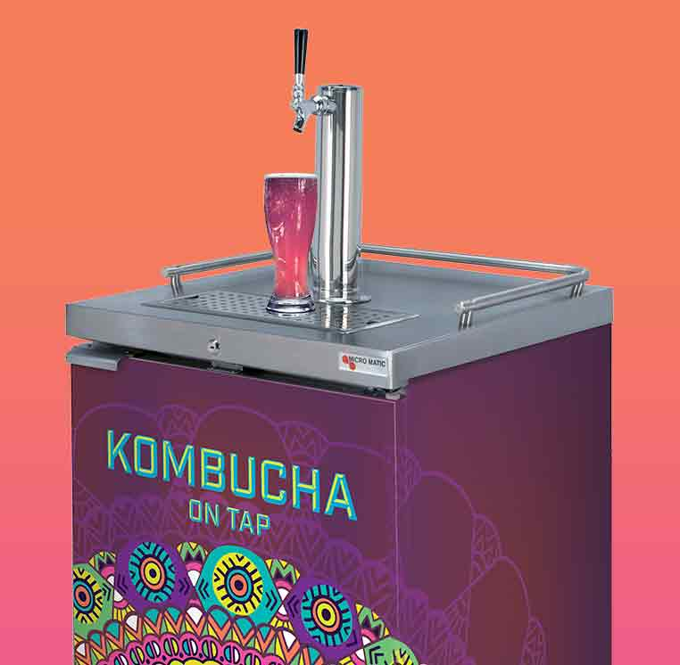Booch, Please: Everything You Need To Know About Kombucha on Tap