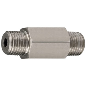 Connector Nipple 1-1/2