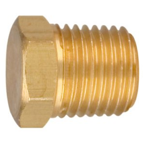 Left Hand Threaded Plug