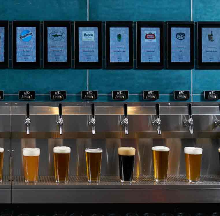 The Future is Here: Self-Serve Beer Tap System