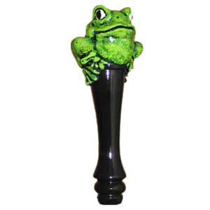 Frog Tap Handle