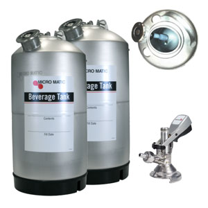 Americano Tapping Kit - Beverage Tank