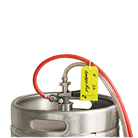 Keg Identification