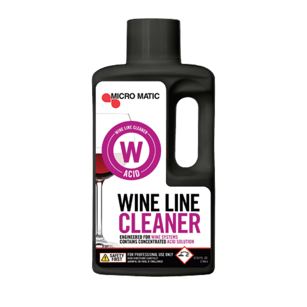 Liquid Wine Acid Line Cleaner
