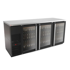 Back Bar - Pro-Line E-Series 4 Keg