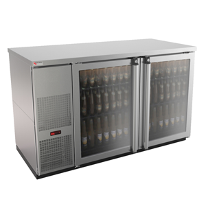 Back Bar - Pro-Line E-Series 2 Keg-Dual Temperature