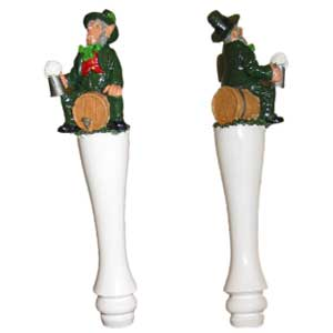 Leprechaun Tap Handle