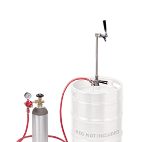 CO2 Keg Party Dispensing