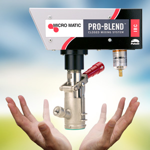 Pro-Blend® Mixing System - Overview
