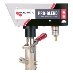 Pro-Blend® Closed Drum Mixer