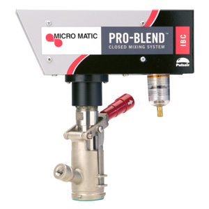 Pro-Blend® Closed IBC Mixer