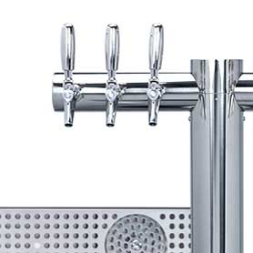Draft Beer Towers & Drip Trays