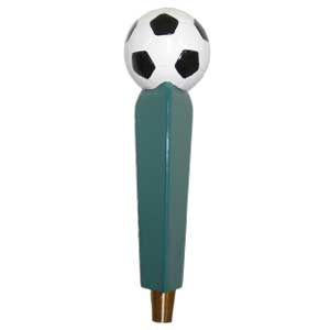 Soccer Ball Tap Handle