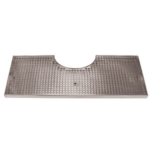 "Surface Mount Drip Tray - 7 7/8"" Cut-Out"