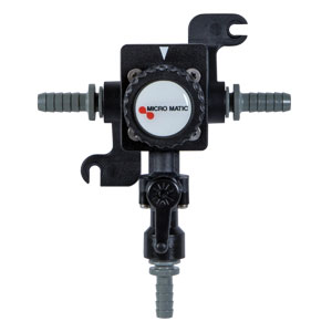 1 Pressure - Secondary CO2 Regulator - Mini
