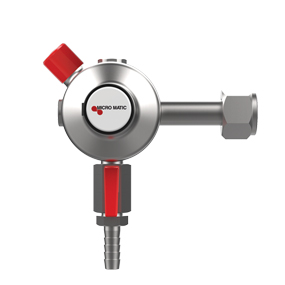 Premium Plus CO2 Regulator - Gaugeless - Primary - Low Pressure