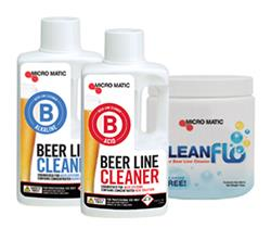 Beer Line Cleaning Chemicals- Liquid Powder Micro Matic