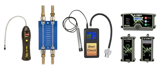 Beer Gas Analyzers And Detectors