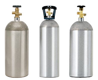 Beer Gas CO2 Cylinders