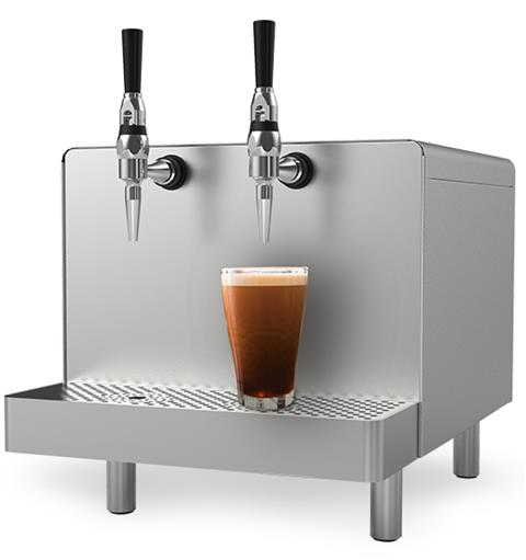 JoeTap Nitro Coffee on Tap