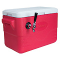 Jockey Box Coil Cooler - Red - One 70' Coil